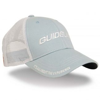 Trucker Keps - Sky Blue/White Mesh