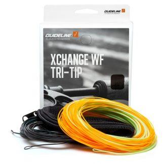 Guideline Xchange Tri Tip fluglina klump