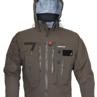 Guideline Alta Jacket Brown Olive