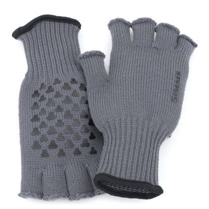 Simms Wool Half-Finger Gloves