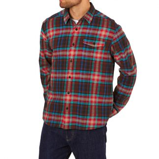 Patagonia M´s L/S LW Fjord Flannel Shirt