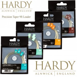 Hardy Copoly Precision Taperad Tafs 3 pack