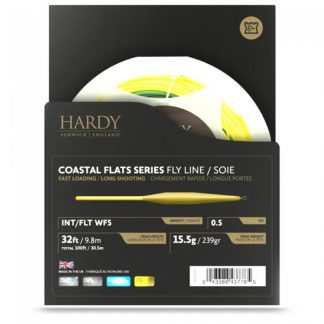 Hardy Coastal Flats Series Slow Intermediate fluglina