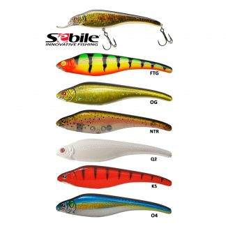 Sébile Acast Minnow MR 165mm