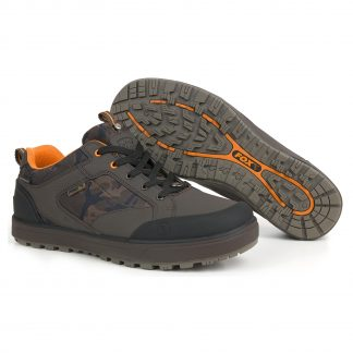 Fox Chunk Camo Trainers