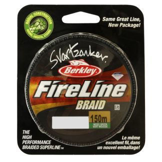 Berkley Fireline Svartzonker Braid
