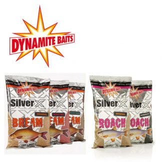 Dynamites Baits Silver X Mäsk