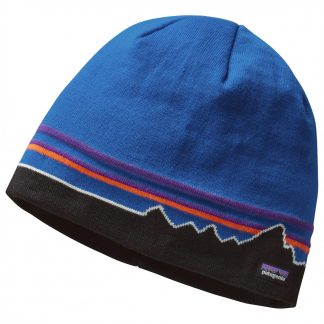 Patagonia Beanie Hat Classic Fitz Roy Andes Blue