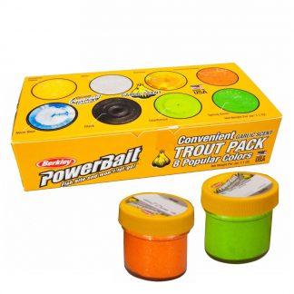 Berkley Powerbait Troutpack 8-pack