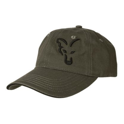 Fox-Baseball-Cap-Green-Blac