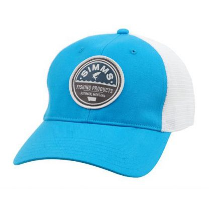 Simms Patch Trucker Cap Capri