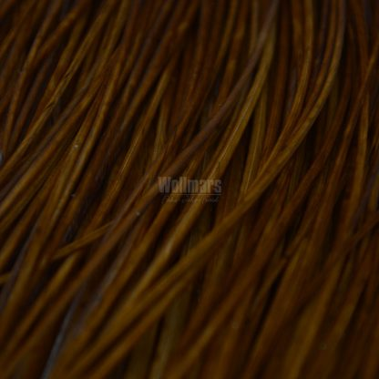 Whiting Pro Grade Cape White Dyed Brown