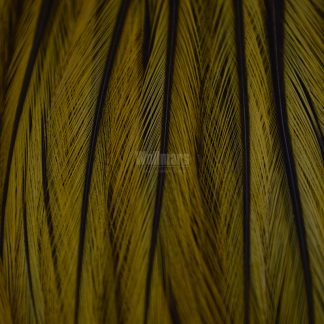 Whiting Bugger Pack Badger Dyed Golden Olive