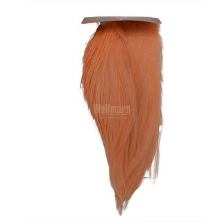 Whiting Bugger Pk White Dyed Salmon