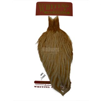 Whiting Hen Cape Medium Ginger