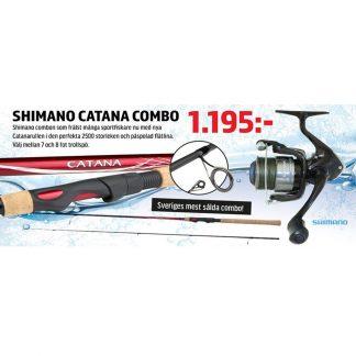 Shimano-Catana-combo