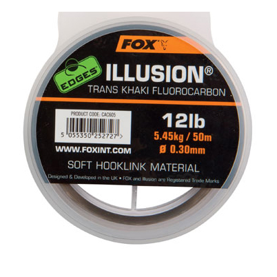 Fox Illusion Soft Hook Fluorocarbon