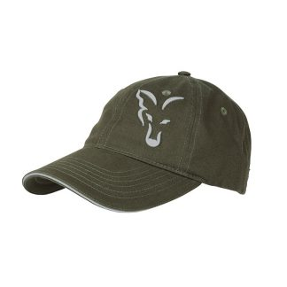 fox-green-silver-baseball-cap