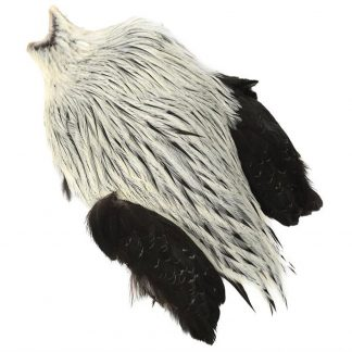 Whiting Freshwater Streamer Cape Silver Badger