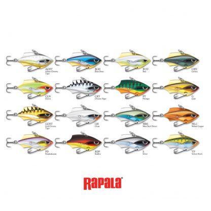 rapala-rap-v-blade colors