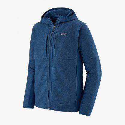 Patagonia Ms LW Better Sweater Hoody SPRB