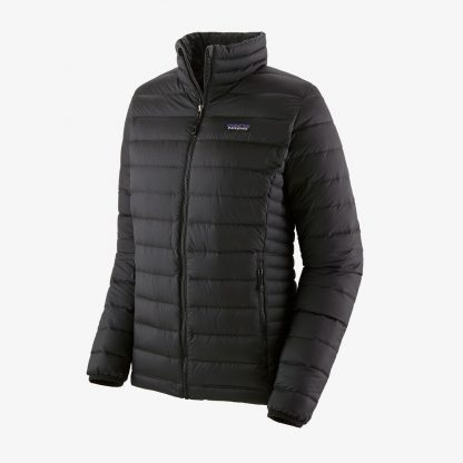 Patagonia Ws Down Sweater_BLK