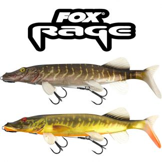 Fox Rage Giant Pike Replicant