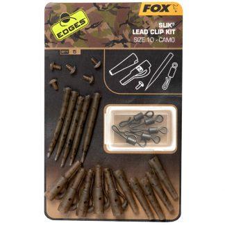 Fox Edges Safety Lead Clip Kit
