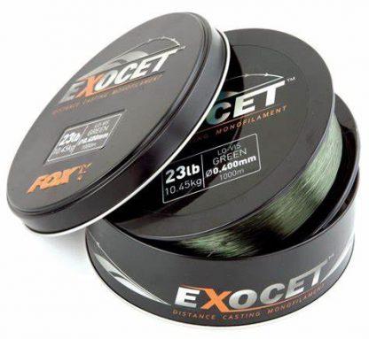 Fox Exocet Trans Khaki